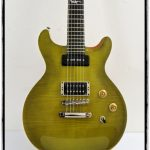 Courtisane Modell - Lespaul doppelte Cutaway
